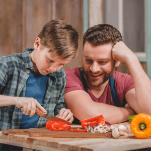 Father and Son Bonding Ideas - Dad and Son