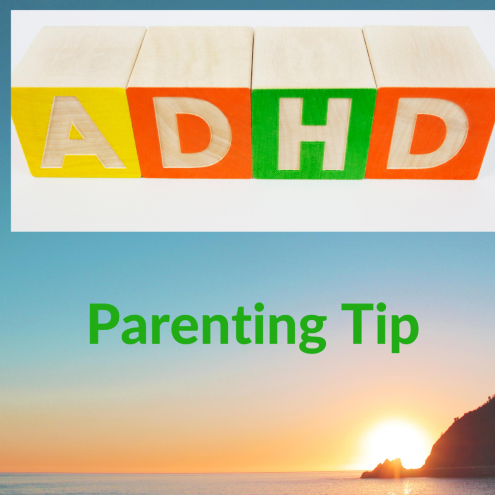 Tips for Parents of ADHD Children