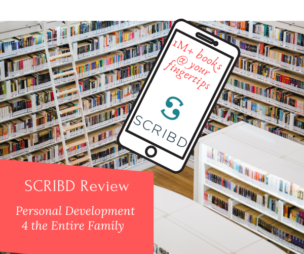 Scribd.com Review:Personal Development For the Entire Family
