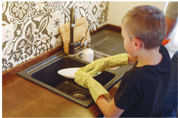 Why should kids do chores